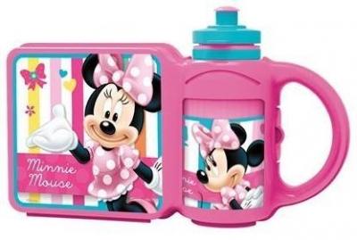 Zestaw śniadaniowy Minnie Mouse