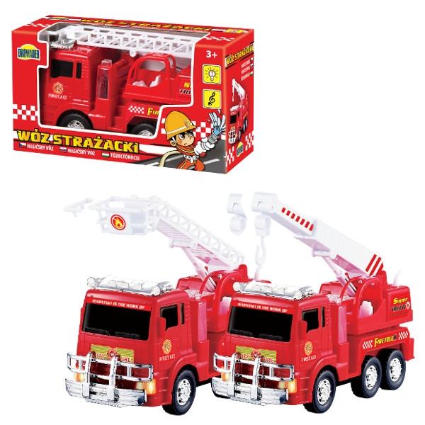 DROMADER Autko straż pożarna mala (00772)