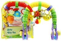 Pałąk z zabawkami do wózka zawieszka