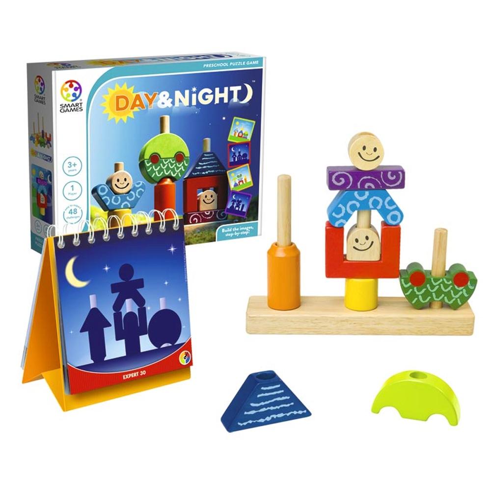 Smart Games Dzień i noc (SG033)