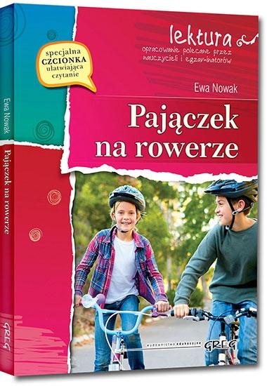 Pajączek na rowerze Ewa Nowak