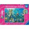 Puzzle 100: Podwodne piękności (12872) Wiek: 6+