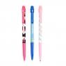 Długopis automatyczny Flamingo 0,5 mm - niebieski (420637)