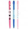 Długopis automatyczny Flamingo 0,5 mm - niebieski (420637) mix