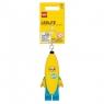 Brelok do kluczy z latarką LEGO® - Banan (LGL-KE118)