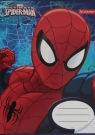 Zeszyt A5 Spider-Man w trzy linie 32 kartki