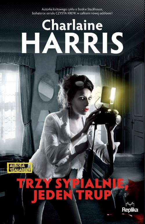 Trzy sypialnie, jeden trup Harris Charlaine