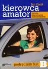 Kierowca amator + DVD  Zasel Jan