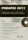 Podatki 2011 Teksty jednolite ustaw z płytą CD