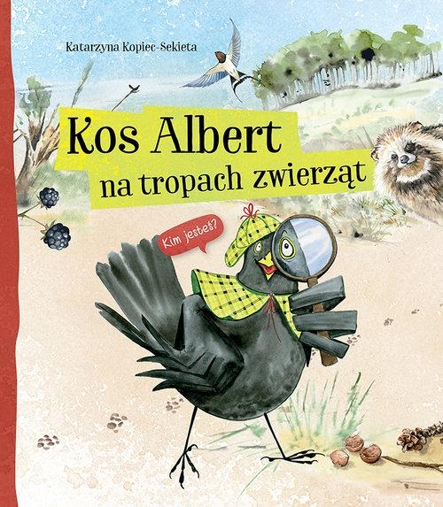 Kos Albert na tropach zwierząt Kopiec-Sekieta Katarzyna