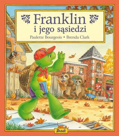 Franklin i jego sąsiedzi Bourgeoi Paulette
