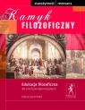 Kamyk filozoficzny Edukacja filozoficzna Starożytność - Renesans