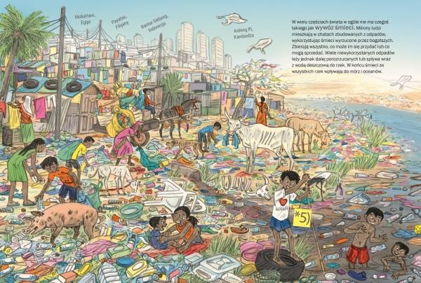 Śmieci. Najbardziej uciążliwy problem na świecie Raidt Gerda