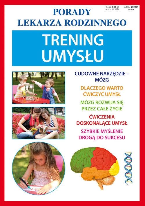 Trening umysłu Umińska Agnieszka