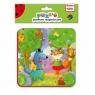 Miękkie magnetyczne puzzle - Mieszkańcy Lasu (RK5010-03)