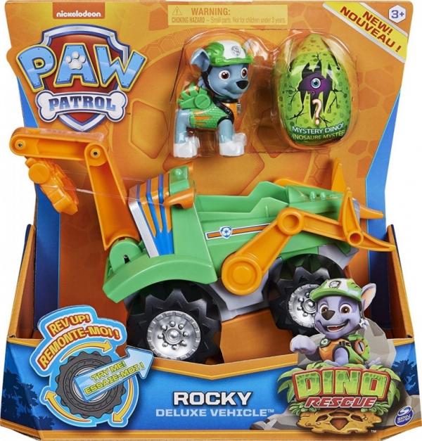 Psi Patrol Pojazd Tematyczny Dino Rocky (6056930/20126722)