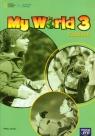 My World 3 Język angielski Funbook z płytą CD