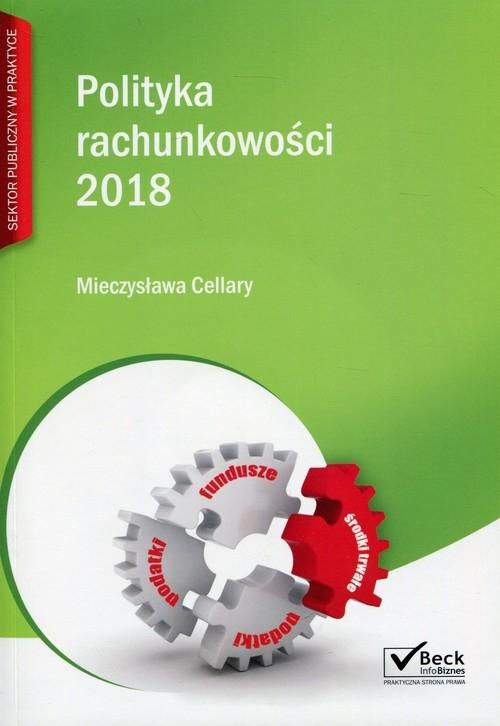 Polityka rachunkowości 2018 Cellary Mieczysława