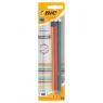 Ołówek Evolution 646 HB z gumką blister 3 sztuki (890278)