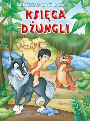 Przeczytaj mi bajkę Księga dżungli