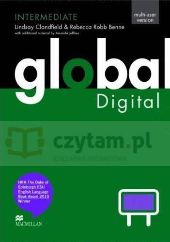 Global Intermediate Digital Multi User Lindsay Clandfield, Rebecca Robb Benne
