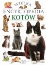 Wielka encyklopedia kotów (Uszkodzona okładka)