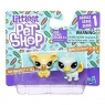 Littlest Pet Shop Dwupak, Platypus and Koala (B9389/C3010)