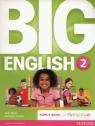 Big English 2 Pupil's Book with MyEnglishLab