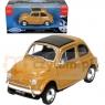 WELLY Fiat Nuova, pomarańczowy (WE22515)