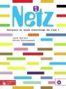 Netz 2 Podręcznik z płytą CD Język niemiecki, szkoła podstawowa klasa Betleja Jacek, Wieruszewska Dorota