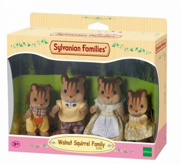 Rodzina wiewiórek (4172)