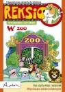 Wycinanki i czytanki Reksio W zoo