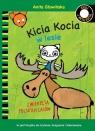 Kicia Kocia w lesie Zwierzęta polskich lasów Kolorowanka