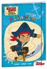 Jake i piraci z Nibylandii Zostań piratem + naklejki