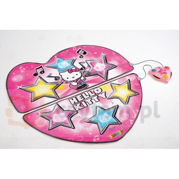 SMOBY Mata do Tańczenia Hello Kitty (7600027272)