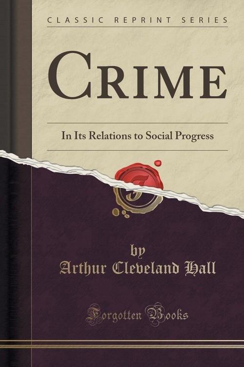 Crime Hall Arthur Cleveland
