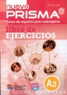 Nuevo Prisma nivel A2 Ćwiczenia + CD Aixala Evelyn, Munoz Eva, Munoz Marisa