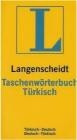 Langenscheidts Taschenworterbuch Turkisch Wendt