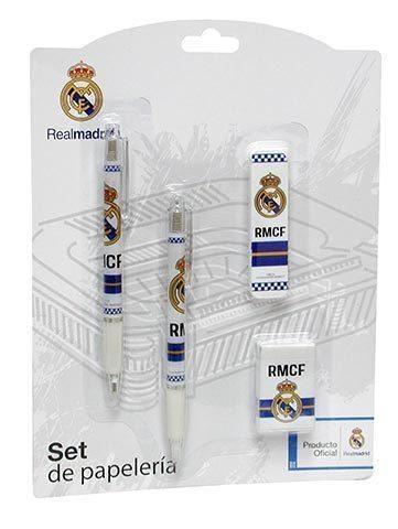Zestaw przyborów szkolnych Real Madrid