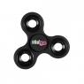 Spinner fidget czarny STRIGO