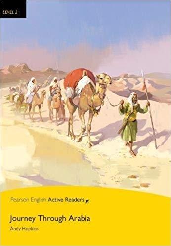PEAR Journey Through Arabia Bk/MP3 (2)