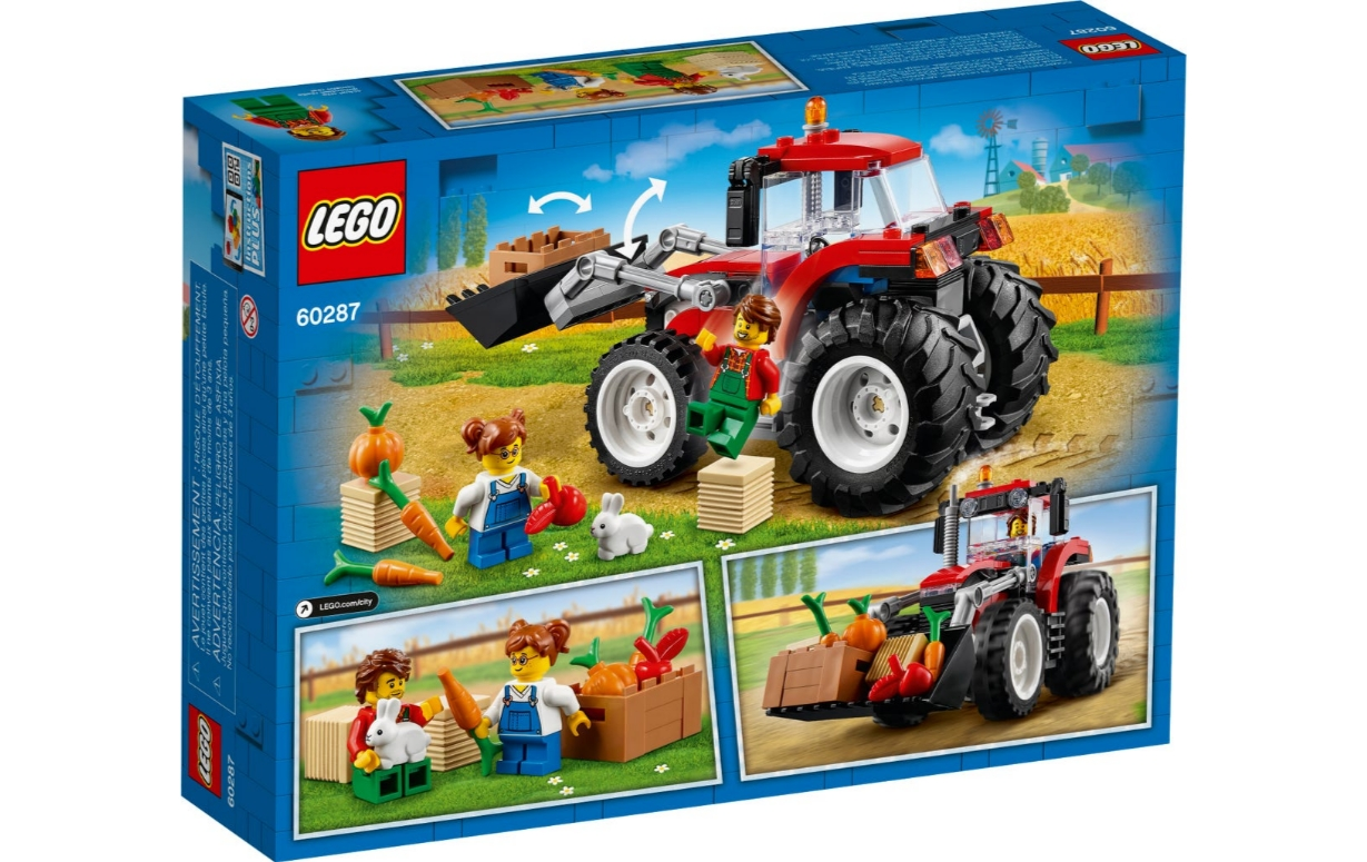 Lego City: Traktor (60287)