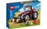 Lego City: Traktor (60287) Wiek: 5+