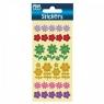 Naklejki Sticker BOO - Brokatowe kwiaty