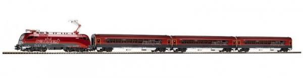 Pociąg zestaw osobowy Rail jet OBB (57172)