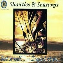 Shanties & Seasongs. Żeglarski staw... CD