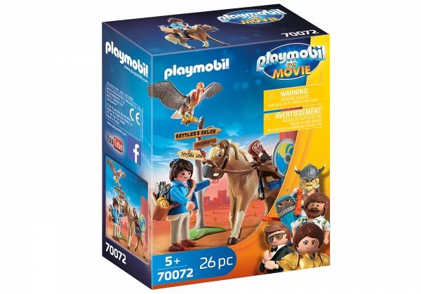 PLAYMOBIL: The Movie Marla z koniem (70072)