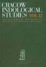 Cracow Indological Studies vol.12