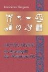 Lectio Divina 24 Do Ewangelii Św Mateusza 2
