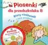 Piosenki dla przedszkolaka 8. Stary niedźwiedź mocno śpi i inne przeboje Zając Jerzy